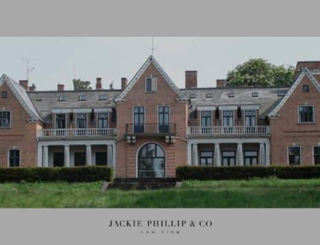 Gurrehus Slot i Nordsjælland sælges med hjælp fra advokat Jackie Phillip