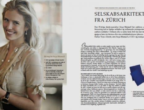 Selskabsstiftelse i Züric - Schweiz - advokat Jackie Phillip