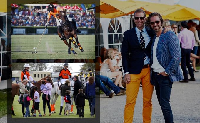 Polo i Købehavn -Jackie Phillip & Co. Advokatfirma er med og klienter er inviteret