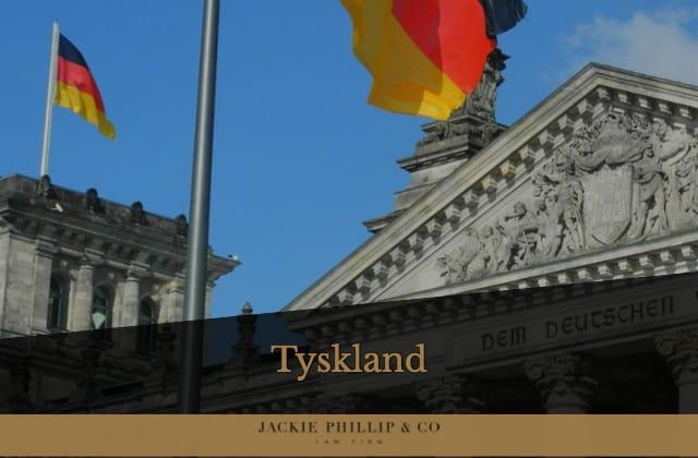 Tysk advokatfirma