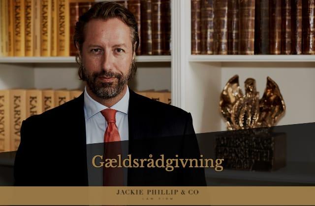 Gældsrådgivning - Advokat Jackie Phillip rådgiver om gæld og mulighederne for at blive gældfri
