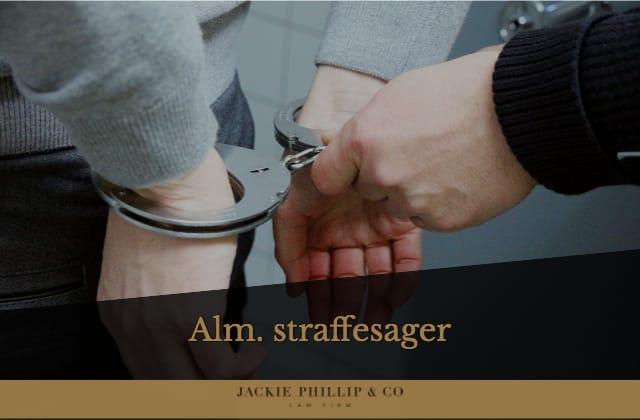 Straffesager - Få advokat Jackie Phillip som forsvar i retten
