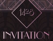 Klub 1408 - Invitation - Jackie Phillip
