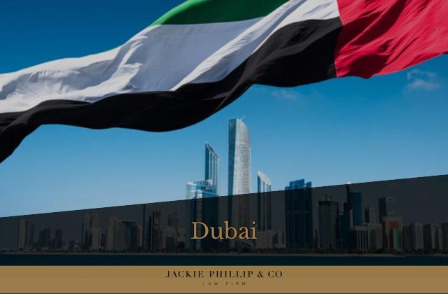 Advokatfirmaer i Dubai