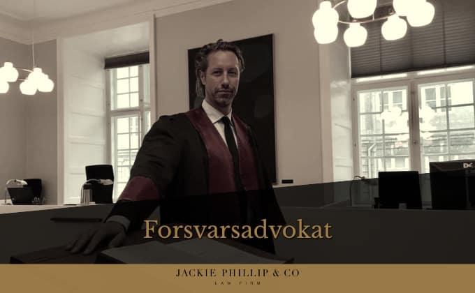 Forsvarsadvokat Jackie Phillip
