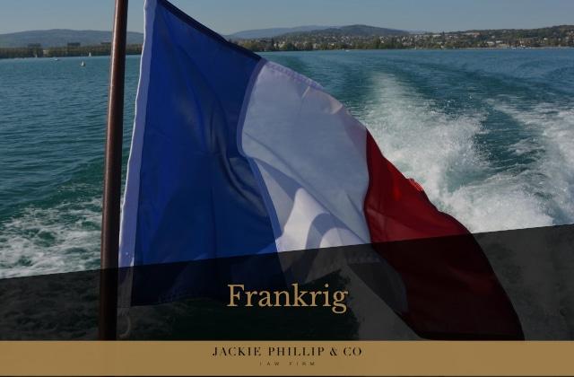 Fransk advokat firma