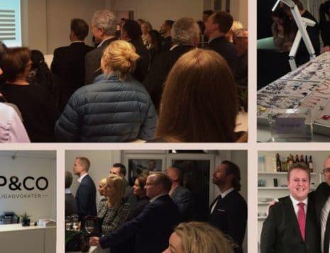 Jul på advokatkontoret i Amaliegade København 2014 - Jackie Phillip & Co. Advokatfirma