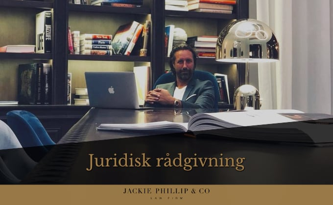 Få juridisk rådgivning fra advokat Jackie Phillip