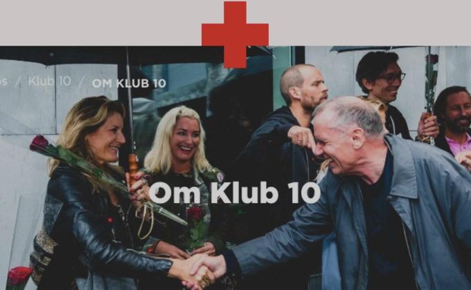 Klub 10 Røde Kors