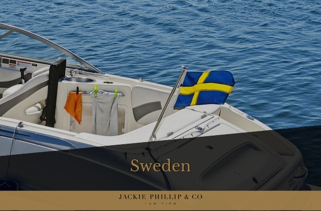 Lawyer in Sweden