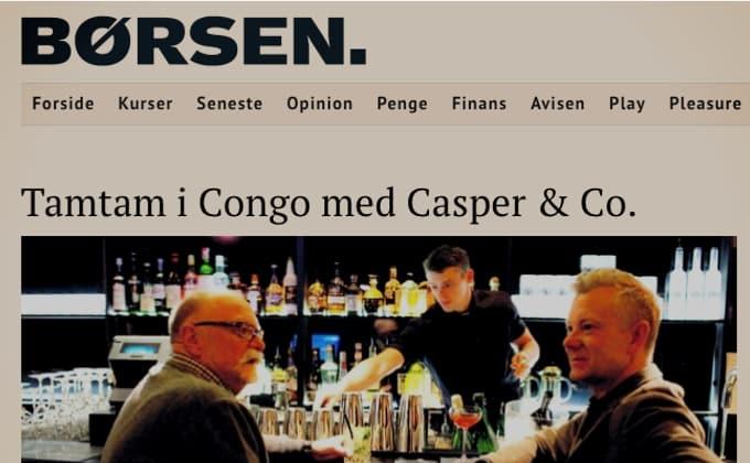 Restaurant Congo: Ccasper Christensen & Co. vælger advokat Jackie Phillip som formand